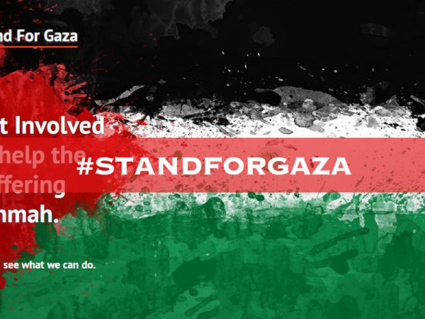 Stand for Gaza