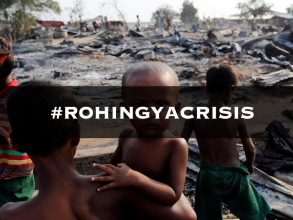Searching For Rohingya